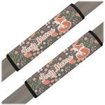 Foxy Mama Seat Belt Covers (Set of 2)