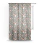 Foxy Mama Sheer Curtains