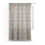 Foxy Mama Sheer Curtains