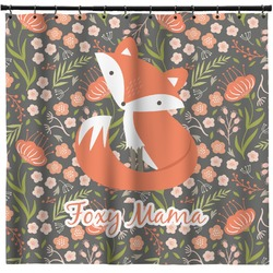 Foxy Mama Shower Curtain