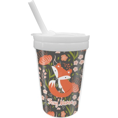 Foxy Mama Sippy Cup with Straw