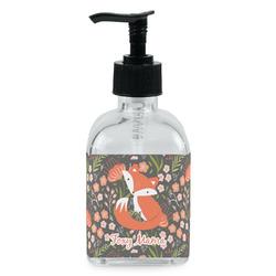 Foxy Mama Soap/Lotion Dispenser (Glass)