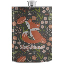 Foxy Mama Stainless Steel Flask