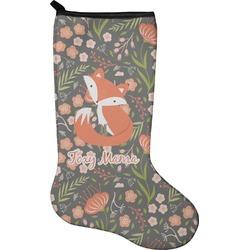 Foxy Mama Holiday Stocking - Neoprene