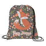 Foxy Mama Drawstring Backpack