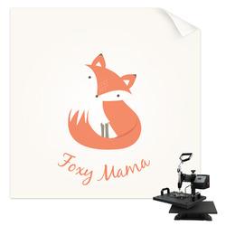 Foxy Mama Sublimation Transfer