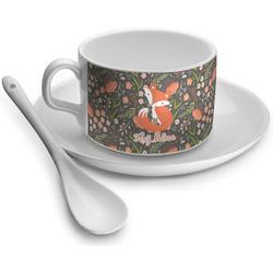 Foxy Mama Tea Cups