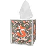 Foxy Mama Tissue Box Cover