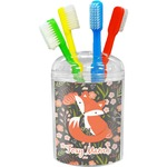 Foxy Mama Toothbrush Holder