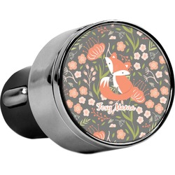 Foxy Mama USB Car Charger