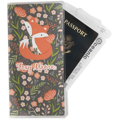 Foxy Mama Travel Document Holder