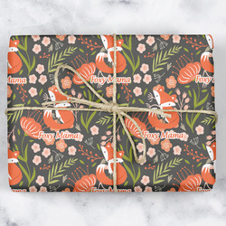 Foxy Mama Wrapping Paper