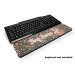 Foxy Mama Keyboard Wrist Rest