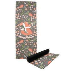 Foxy Mama Yoga Mat