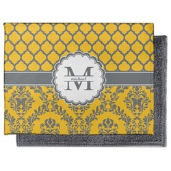 Damask & Moroccan Microfiber Screen Cleaner (Personalized)