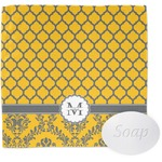 Damask & Moroccan Washcloth (Personalized)