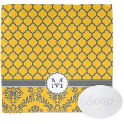 Damask & Moroccan Wash Cloth (Personalized)