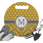 Damask & Moroccan Gardening Knee Cushion (Personalized)