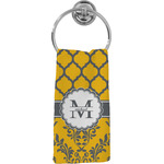 Damask & Moroccan Hand Towel - Full Print (Personalized)