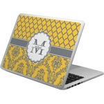Damask & Moroccan Laptop Skin - Custom Sized (Personalized)