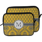 Damask & Moroccan Laptop Sleeve / Case (Personalized)
