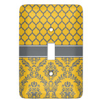 Damask & Moroccan Light Switch Covers (Personalized)
