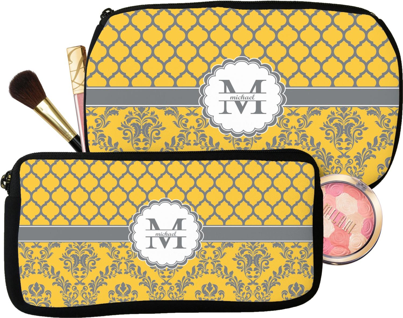 YouCustomizeIt Moroccan /& Damask Duffel Bag Personalized