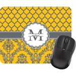 Damask & Moroccan Mouse Pads (Personalized)