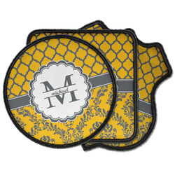 Damask & Moroccan Iron on Patches (Personalized)