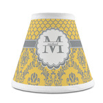 Damask & Moroccan Chandelier Lamp Shade (Personalized)