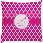 Moroccan Decorative Pillow Case (Personalized)