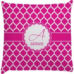 Moroccan Decorative Pillow Case (Personalized)