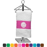Moroccan Finger Tip Towel (Personalized)