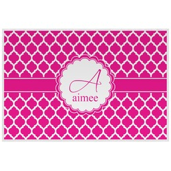 Moroccan Placemat (Laminated) (Personalized)