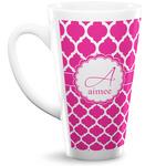 Moroccan 16 Oz Latte Mug (Personalized)
