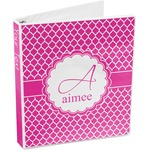 Moroccan 3-Ring Binder (Personalized)
