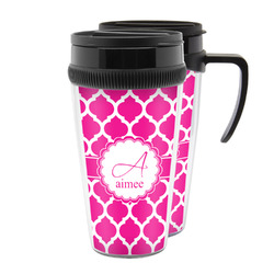 Moroccan Acrylic Travel Mugs (Personalized)