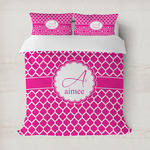 Moroccan Duvet Cover (Personalized)