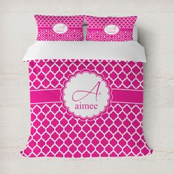 Moroccan Duvet Covers (Personalized)