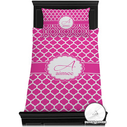 Moroccan Duvet Cover Set - Twin XL (Personalized)