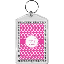 Moroccan Bling Keychain (Personalized)