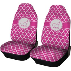 Moroccan Car Seat Covers (Set of Two) (Personalized)