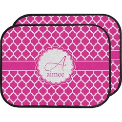 Moroccan Car Floor Mats (Back Seat) (Personalized)