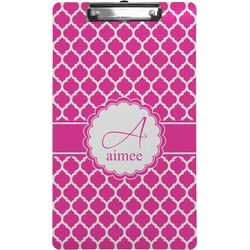 Moroccan Clipboard (Legal Size) (Personalized)