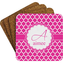 Moroccan Coaster Set (Personalized)