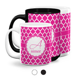 Moroccan Coffee Mugs (Personalized)