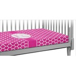 Moroccan Crib Fitted Sheet (Personalized)