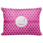 "Moroccan Decorative Baby Pillowcase - 16""x12"" (Personalized)"