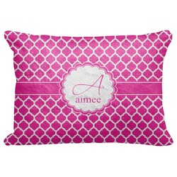 "Moroccan Decorative Baby Pillowcase - 16""x12"" (Personalized)"