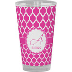 Moroccan Drinking / Pint Glass (Personalized)